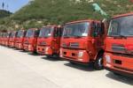 东风商用车公司8月份销售中重卡11322辆!