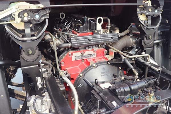 康明斯ISF 4.5L发动机