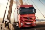技术革新 奔驰卡车全新Actros带来了全新的未来驾驶体验