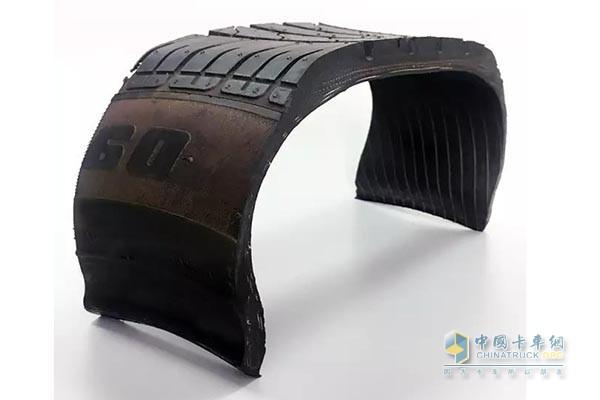 轮胎无论是变薄还是变厚,整个车轮的周长就会改变