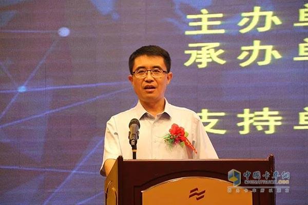 福田汽车时代事业部常务副总裁郑夕亮