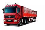 潍柴WP10动力 自重7.8吨 陕汽推高效运煤车型