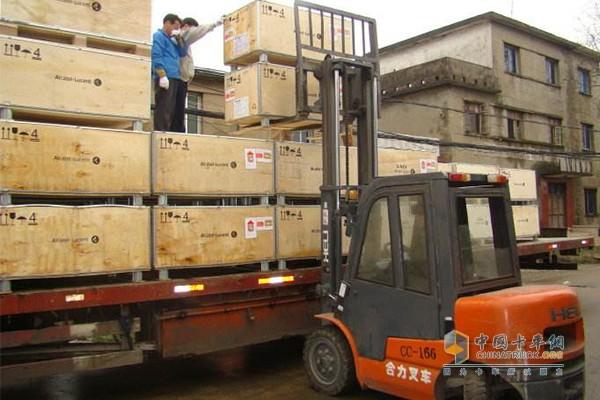 货车只允许在0-6点进郑州商圈卸货
