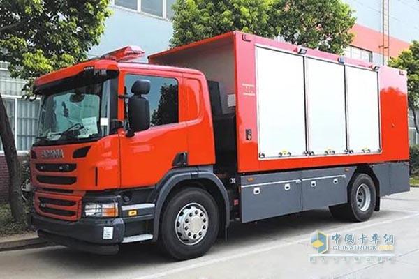 特种消防车