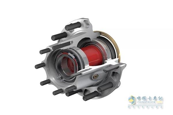 PreSet Plus® 轮毂组件