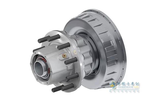 PreSet Plus 电驱轮毂™