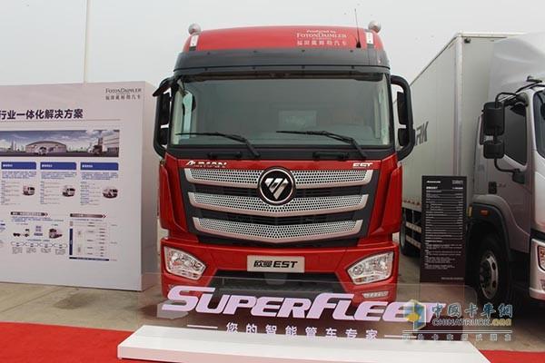 智能管车专家- Super Fleet超级车队管理系统