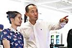 中国交通通信信息中心王淑芳主任一行莅临G7考察调研