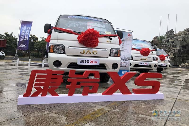 江淮康铃X5轿卡
