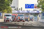 中国卡车公开赛武汉站鸣金 精彩还将继续