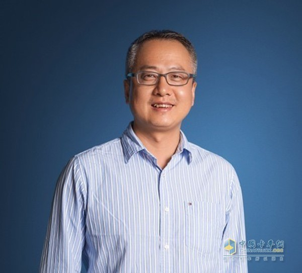 嬴彻科技CEO马喆人
