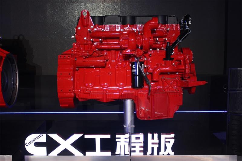 福田康明斯X12工程版发动机