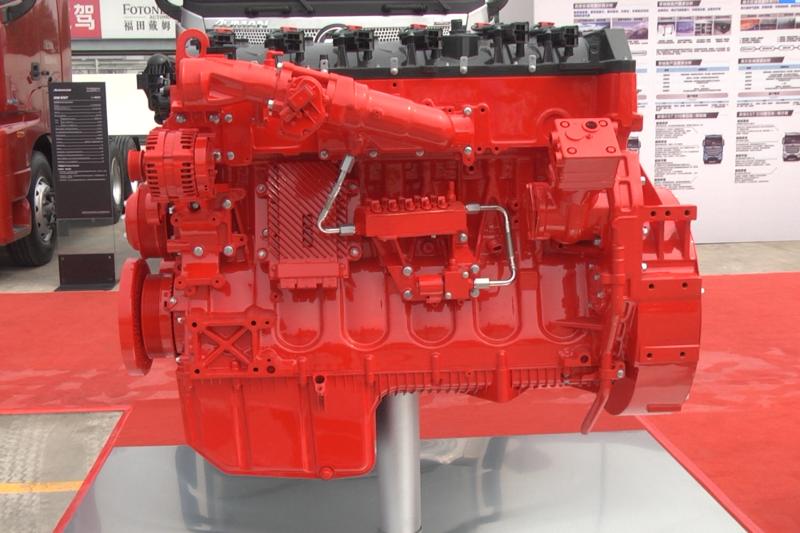 福田康明斯X12N天然气发动机
