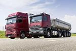 奔驰纯正配件守护高效 奔驰卡车原厂配件促销季进行时