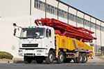 """星马专汽""""56米长臂架式高端混凝土泵车""""进入省级名单"""