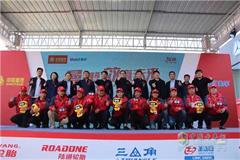 第三届中国重汽曼技术实况挑战赛 榆林站激情开赛