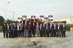 陕汽重卡中国黄金车王大奖赛半决赛淮南站