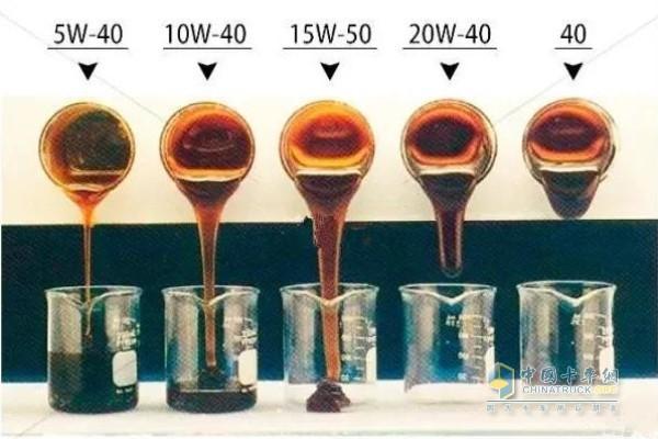 冬季润滑油黏度