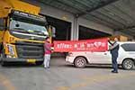 积极应战双十一  沃尔沃卡车实力助阵电商物流运输