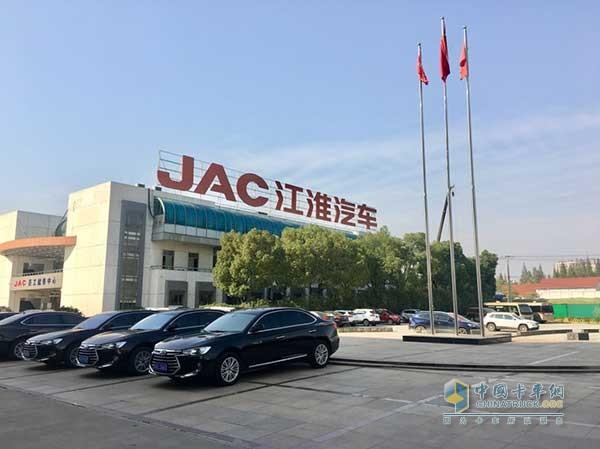 江淮轻卡成为行业内为数不多销量过300万辆的轻卡企业