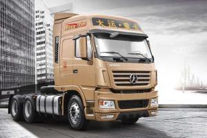 大运 N9H重卡 标载版 430马力 6X4牵引车(奔驰发动机)
