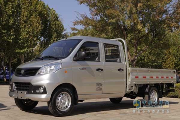 祥菱V系列油箱容积达45L