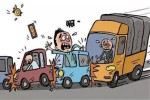 避免追尾和被追尾 卡车司机一定要看预防追尾的五大绝招