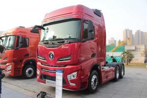 陕汽重卡 德龙X6000 660马力 6×4 国六牵引车