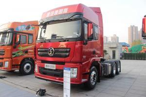 陕汽重卡 德龙X3000 600马力 6X4 IC版 牵引车