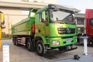 陕汽重卡 德龙X3000 375马力 8X4 国六 自卸车