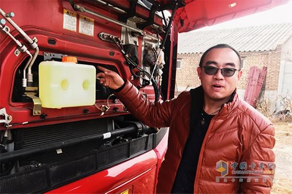 董伟强与他的解放J6P