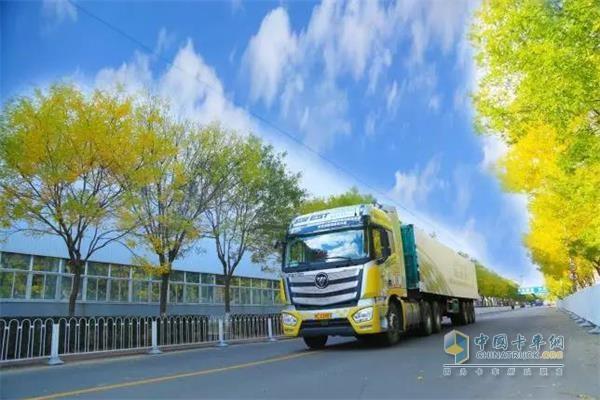 交通部:推进两检合一实现全国货车通检