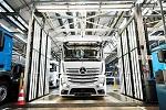 奔驰卡车携手中工服,共促中德物流产业合作