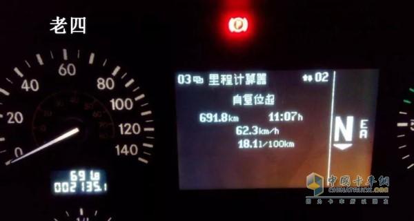 不正确滥用缓速器,会让你不断提速导致最终的费油