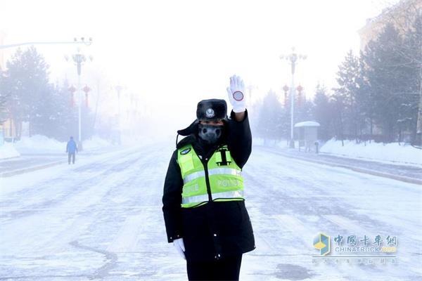 寒流来袭 鲁北高速将受影响!