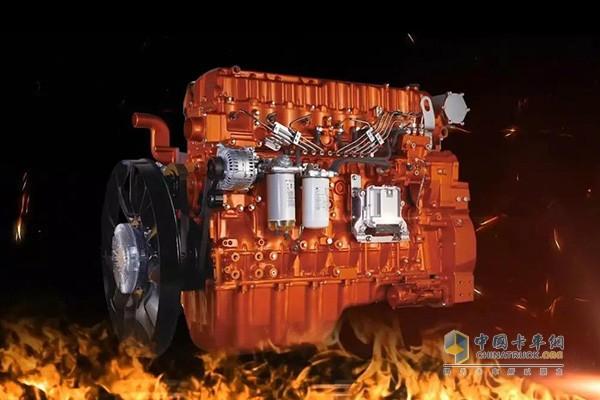 玉柴YC6K系列发动机