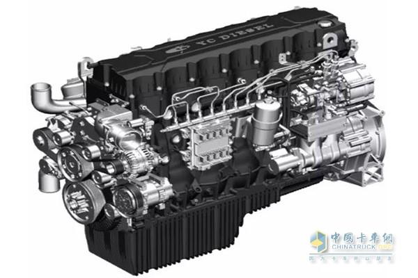玉柴发动机采用高压共轨 egr doc dpf scr(asc)技术