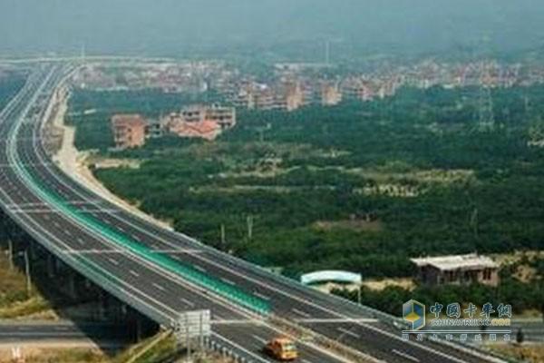 滁淮高速正式通车运营,单程仅需40分钟