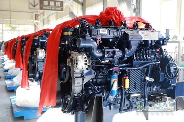 """潍柴13L大马力燃气发动机呈现爆发式增长,市场上""""一机难求"""""""
