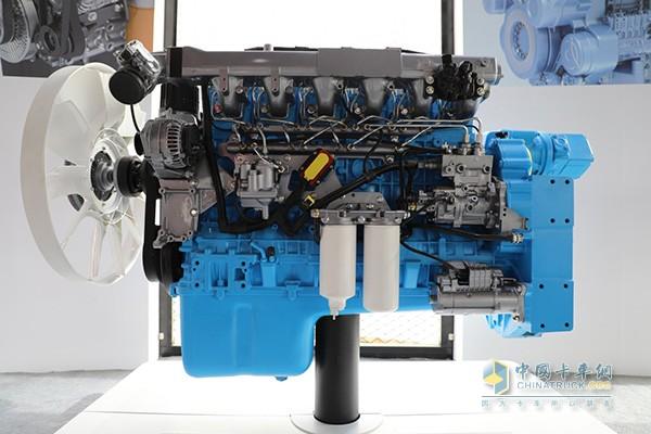 2019年,新一代WP12HPDI发动机预计实现量产,有力推动中国天然气发动机实现质的飞跃