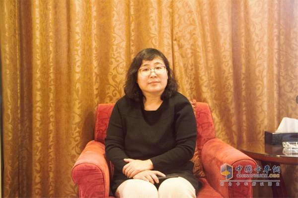 天津赢信盛达汽车销售服务有限公司总经理苏国君