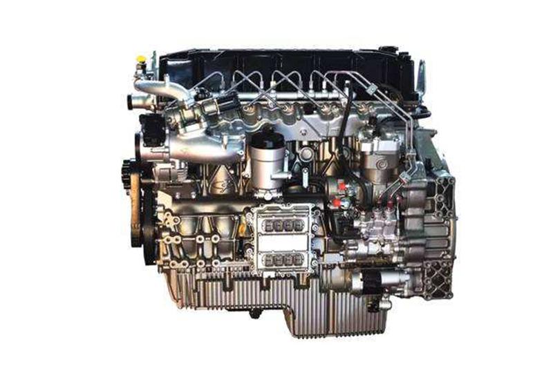 玉柴YC6L330-60 国六 发动机