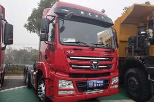 徐工汽车 漢风G5 6×4 430马力 运煤牵引车-煤超風