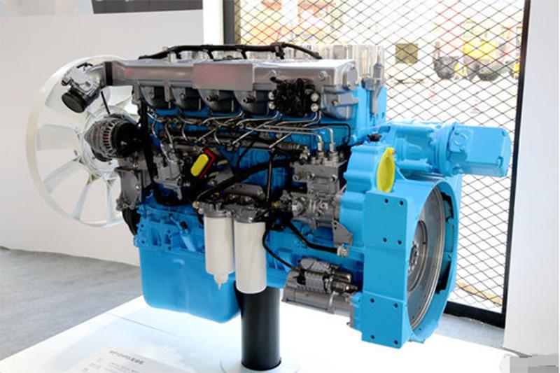 潍柴WP12HPDI国六发动机