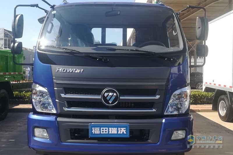 福田瑞沃 ES3-2060中卡 160马力 4×2 自卸车