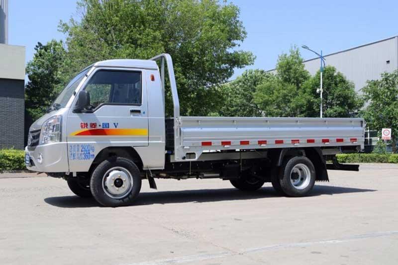 山东凯马 锐菱 1.3L 87马力 汽油 3.3米单排栏板微卡(KMC1033Q28D5)