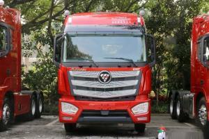 福田戴姆勒 欧曼EST 6系重卡 430马力 6X4 LNG牵引车