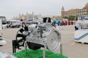 大柴CA6DK1-26E6 国六 发动机