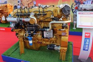 玉柴YC6K 国六发动机