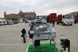 大柴CA4DK1-18E6 国六发动机